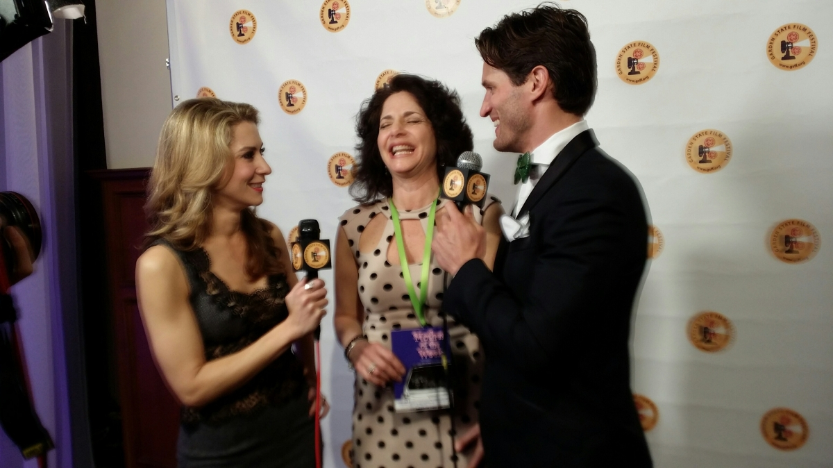 Garden State Film Festival. Red Carpet Interview. 2106