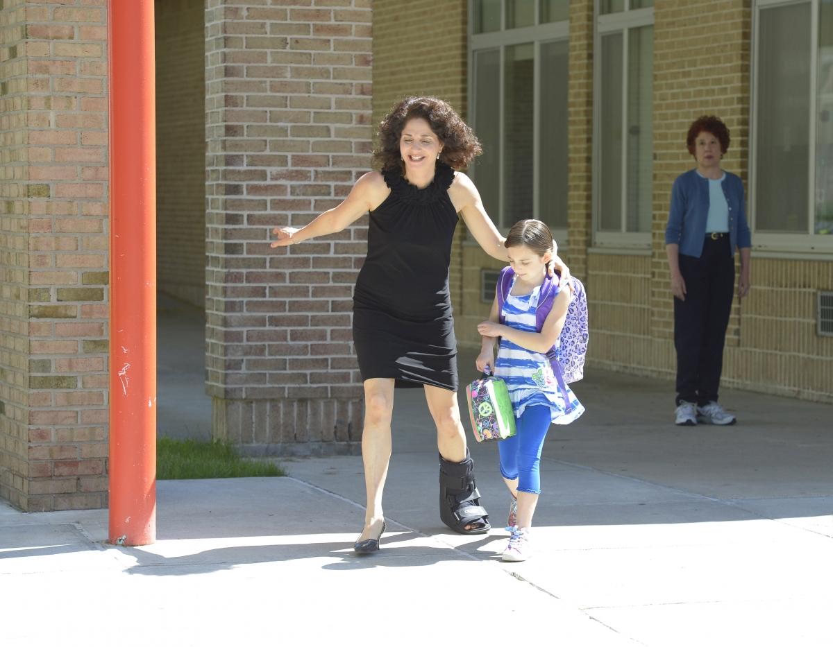 MOTHER OF THE WEEK.school