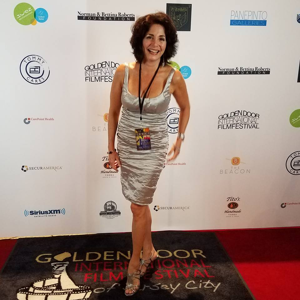 Jennifer Jiles GDIFF Red Carpet