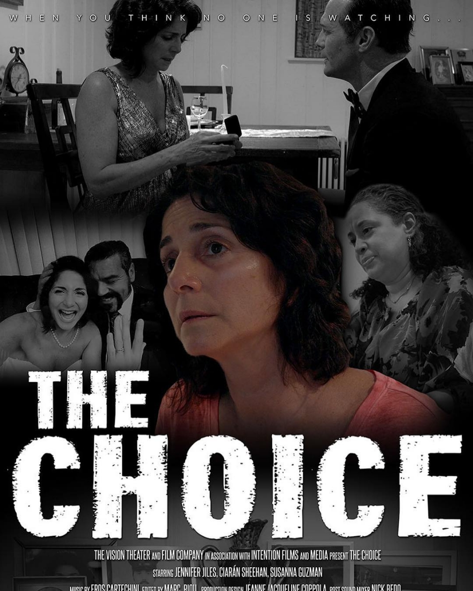 Jennifer Jiles The Choice Poster